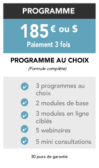 Formation personnelle